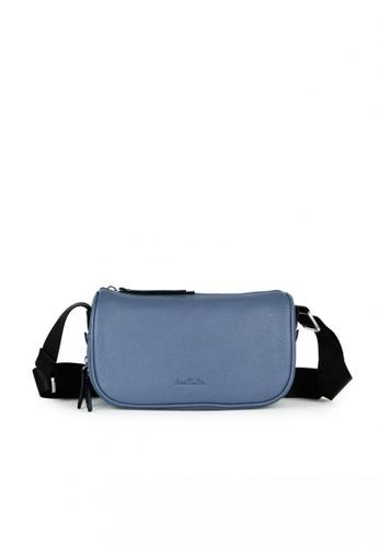 Jane Shilton blue Jane Shilton G-Jovie Sling Bag in Blue 9E79FACE0B57FCGS_1