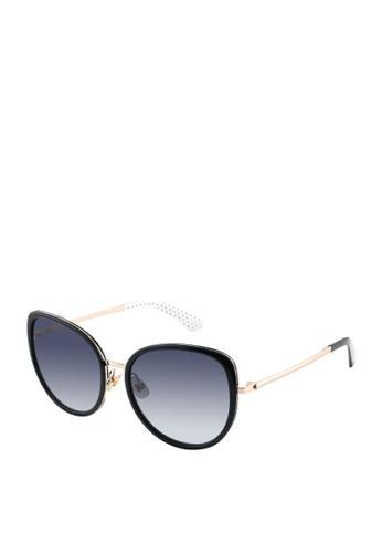 Kate Spade black Jensen/G/S Sunglasses FC2DBGLEA18438GS_1