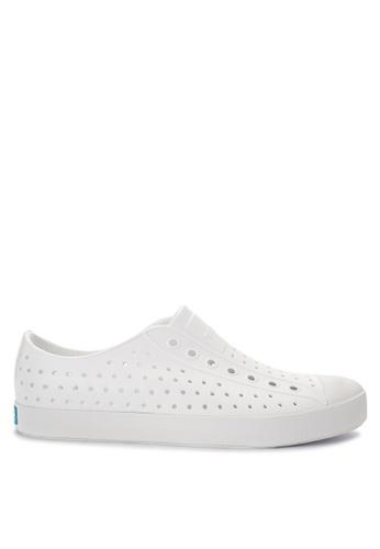 Native white Jefferson Sneakers NA764SH0JR6BPH_1