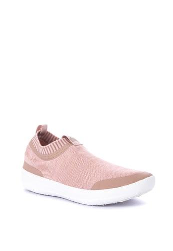 05c3f789a Shop Fitflop Uberknit Slip-on Sneakers Online on ZALORA Philippines
