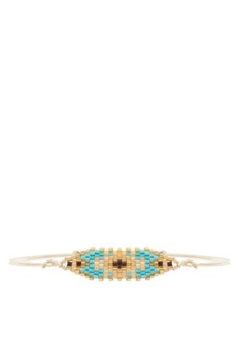 Saturation multi Miyuki Bead Thread Bracelets ECCB4AC7787111GS_1