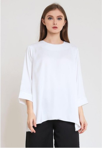 caco. white merry blouse 6C4F5AA6534811GS_1