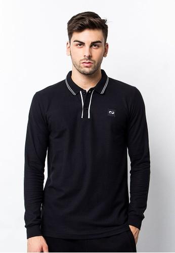 Gyffrous Polo Shirt Collar Line