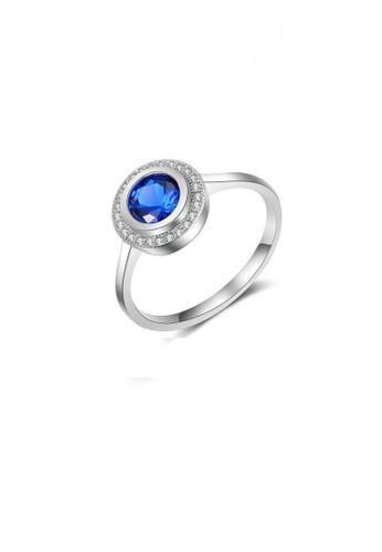 ADORA blue Zircon Ring 12BADACBDC7EFEGS_1