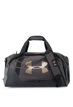 Under Armour black Ua Undeniable Duffle 3.0 Medium Bag UN337AC0SU3UMY_1