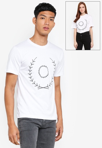 Klozet Kuala Lumpur white Identimerty T-Shirt (Perlis) KL475AA0SRMVMY_1