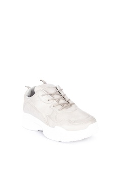fa0729104d84 Mendrez Harlow Lace Up Sneakers Php 1