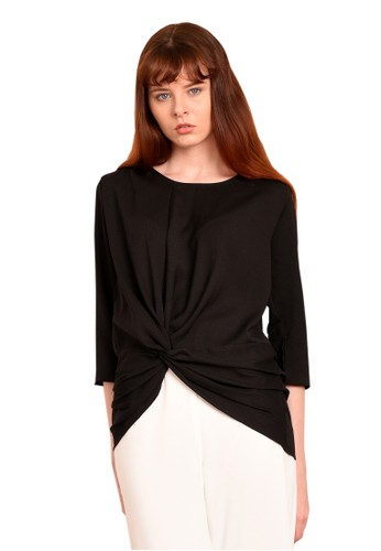 Knot Top Black