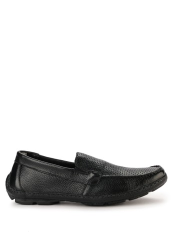 Obermain black Drive Therapy Ii Slip On EAA6FSH999ECE5GS_1