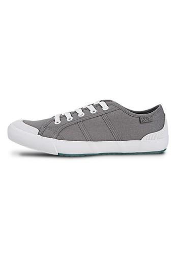 ALzalora 衣服尺寸EX 簡約繫帶休閒鞋, 女鞋, 休閒鞋