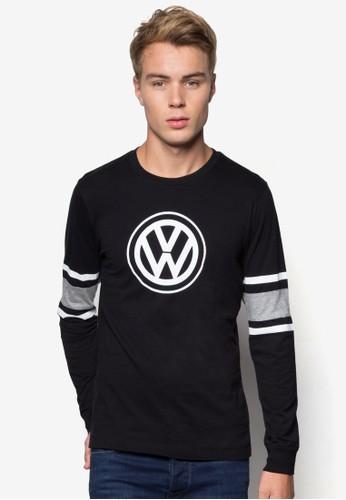 品esprit 見工牌色塊長袖衫, 服飾, 服飾