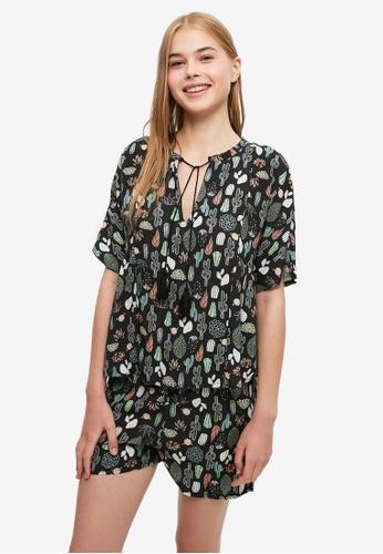 Trendyol multi Multi Color Pyjama Set B3824AA271638FGS_1