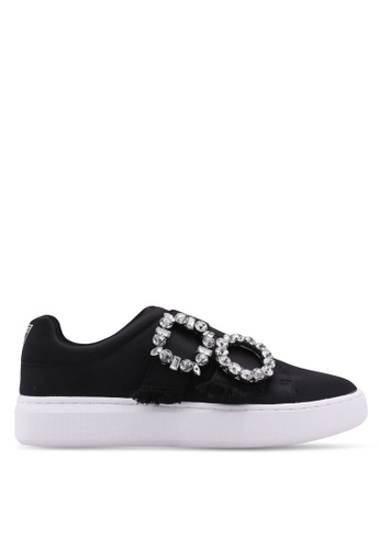 Guess black Freefo Sneakers 05205SH7A5D6C4GS_1