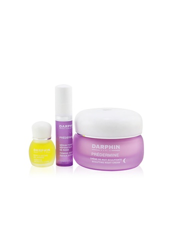 DARPHIN DARPHIN - Predermine Renewing Botanical Wonders Set: Sculpting Night Cream 50ml+ Wrinkle Repair Serum 4ml+ Jasmine Aromatic Care 4ml 3pcs 306B0BE72B3EBDGS_1