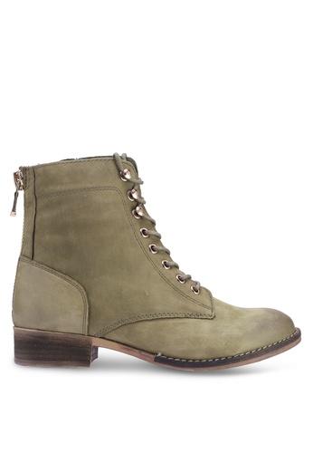 ALDO 褐色 Felalia Boots 45315SH2BC5A59GS_1