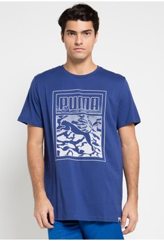 Image of Archive Graphic Logo Tee