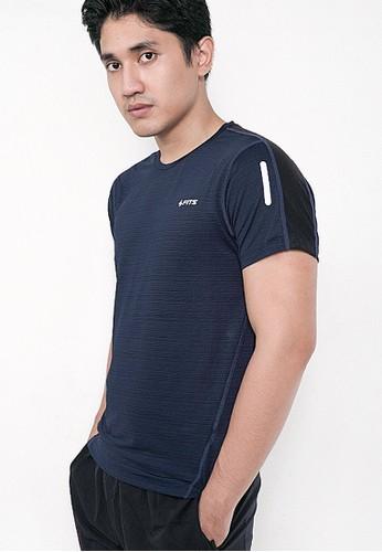 SFITS SFIDN FITS Threadcool Spotlight Shirt Kaos Baju Olahraga Lari Gym 1314 13015AA1209B31GS_1