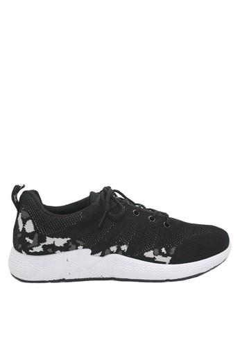 Dr. Kevin black Dr. Kevin Men Sneakers 13388 - Black 965FESH3E71015GS_1