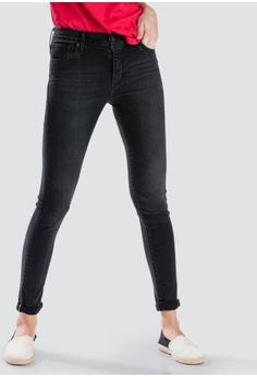 e86ee74cb22 Levi s black Levi s Womens 721 Asia High Rise Selvedge Skinny Jeans  74752-0000 5E7D3AA87ECE11GS 1