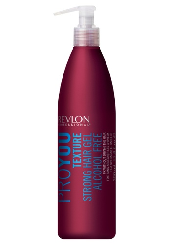 Revlon Professional purple ProYou_Texture Strong Hair Gel RE465BE48FKTMY_1