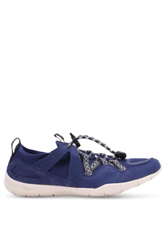 League blue Stride X River Shoes LE683SH0S2NKMY_1