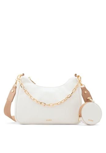 ALDO white Onardoniel Shoulder Bag 5A106AC4E7CFE6GS_1