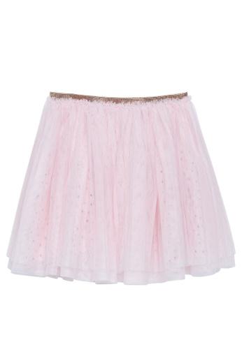 Du Pareil Au Même (DPAM) pink Tulle Skirt 63EBCKA6DBA502GS_1