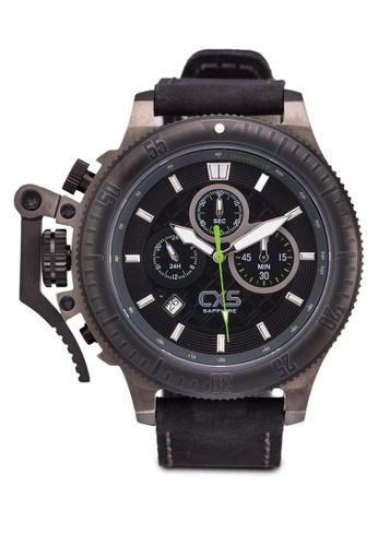 Carlo Cardini black Carlo Cardini CX5 004G-GM-4 Gents Watch CA038AC42LEJMY_1