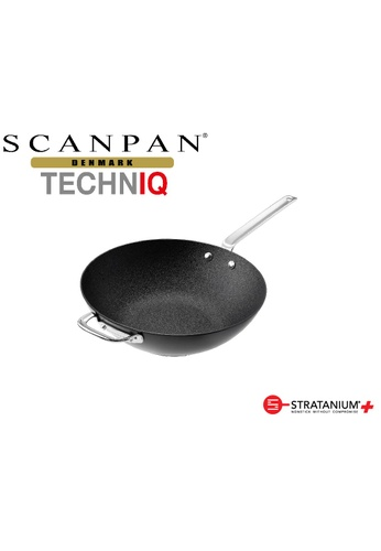 SCANPAN SCANPAN TechnIQ 30cm Wok (Induction) F63FCHL3AD4759GS_1