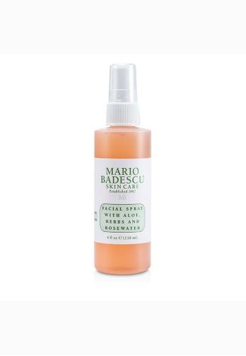 Mario Badescu MARIO BADESCU - Facial Spray With Aloe, Herbs & Rosewater - For All Skin Types 118ml/4oz F1474BE0DE470BGS_1
