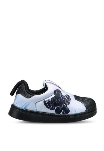 ADIDAS 白色 superstar 360 shoes E8D21KSE248B76GS_1