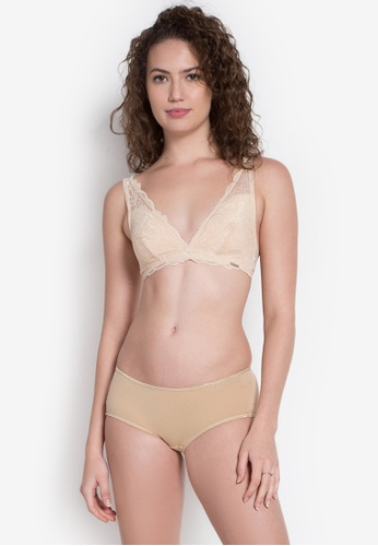 6b0f8df868 Shop BENCH Lace Bralette Online on ZALORA Philippines
