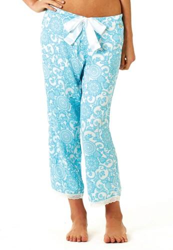 Lilies 九分印花睡褲, esprit taiwan服飾, 睡褲