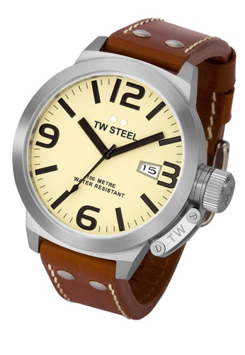 TW Steel brown TW1R Vintage Canteen Analog Watch TW310AC0KMBZPH_1