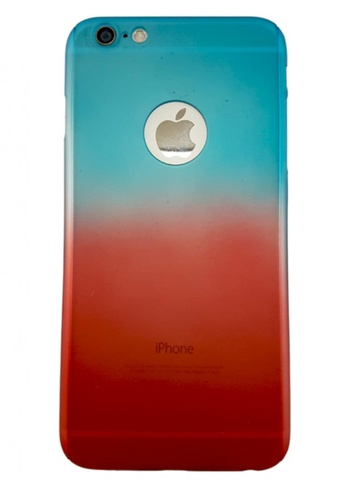 b972e8a81d5 Nadjames multi Rainbow 360 Full protection cover Case For Apple iPhone 6  Plus 5.5 NA782AC36BMPPH_1