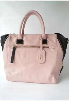 Genuine Leather Shopper Tote Bag