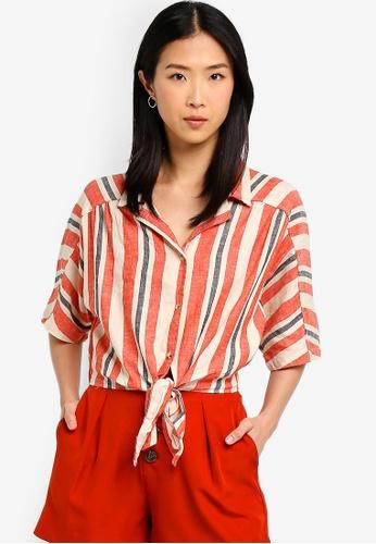 Cotton On multi Cute Resort Shirt D3AB8AA5A89654GS_1