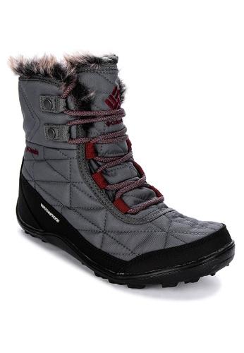 Columbia grey Women's Minx Shorty III Shoes 9E818SH198CE28GS_1