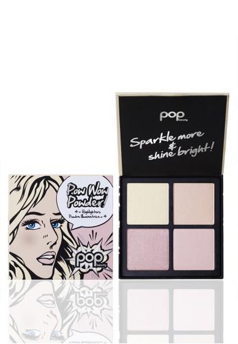 Pop Beauty pink Pow Wow Strobin' Glow PO834BE27UNCPH_1