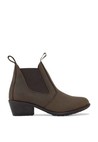 ROC Boots Australia brown Sierra Brown Boots RO517SH2UWFCHK_1