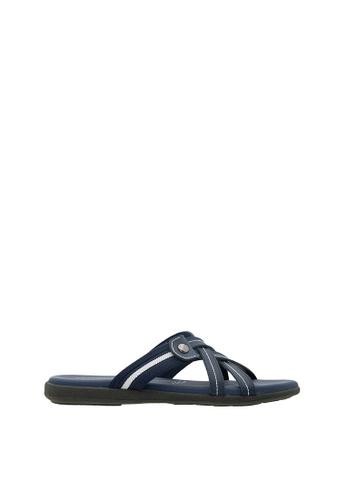SEMBONIA blue SEMBONIA Men Sandal (Blue) C464DSH1F94C23GS_1
