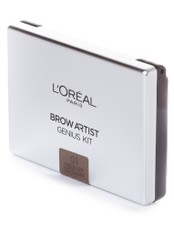L'Oréal Paris brown Brow Artist Genius Kit 02 Medium To Dark LO674BE44NGLPH_1