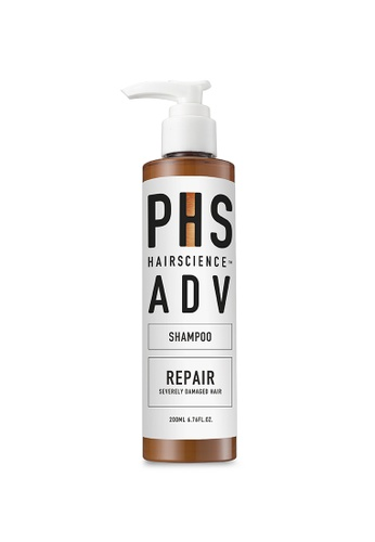 PHS HAIRSCIENCE PHS HAIRSCIENCE ADV Repair Shampoo (For Severely Damaged by Chemical Processes) 200ml 643A5BED2CE7C8GS_1