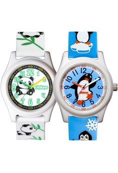 Happy Zoo Package / Child Octopus Watch