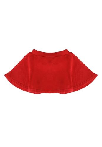 FOX Kids & Baby red Baby Girl Skater Skirt 0F1FDKA557778FGS_1