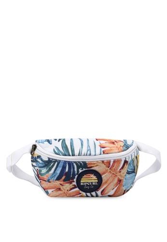 Rip Curl white Sayulita Waist Bag 9B97EAC5AF0115GS_1