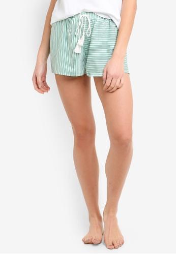 Cotton On Body green Bedtime Fun Shorties 21C82AA8C722B5GS_1