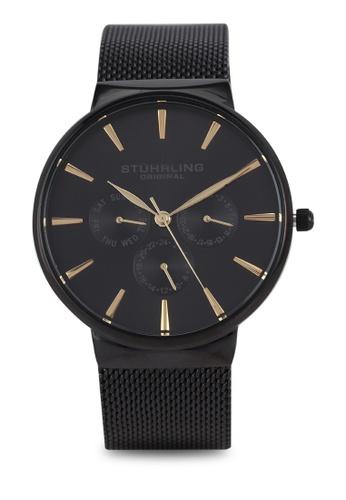 Stuhrling Original black Monaco 4ABA1ACF815BD9GS_1