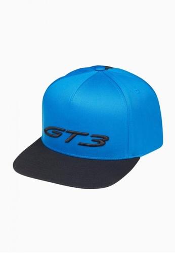 Porsche Driver's Selection Unisex Porsche 911 GT3 Unisex Shark Blue Cap Men Women Sport B3D13ACB54A2ADGS_1