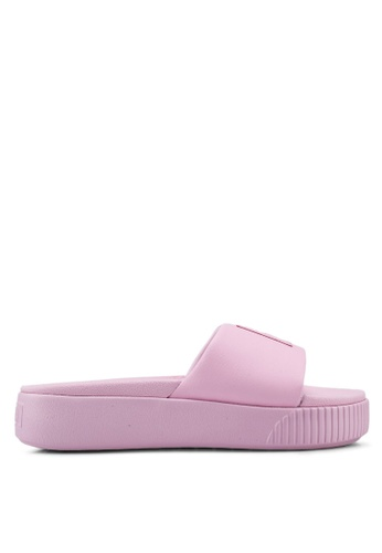 752367484ac Buy PUMA Platform Slide Womens Sandals Online on ZALORA Singapore
